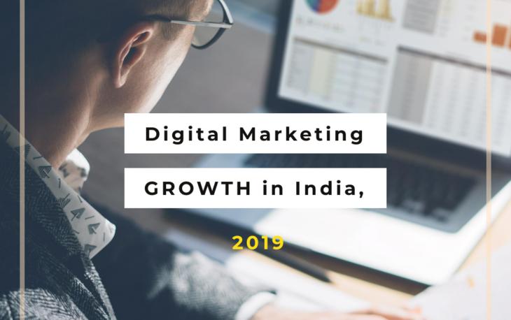 Digital Marketing Growth in India 2019-2020- Digital Medha